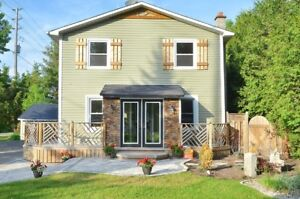 Gorgeous renovated property in Greely. Great starter / rental