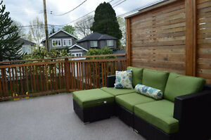 West side Vancouver 3 bedroom home including utilities