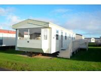 WOW. Bargain static with Deck.Sleps 8. 12 month season in North East Coastline