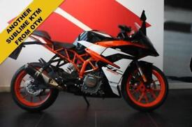 2017 17 KTM RC 390 17 43 BHP***EX-DEMO***