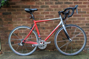 Road bicycle Giant OCR 2, Carbon Parts
