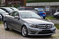 Mercedes-Benz Coupe C 180 CGI BlueEfficiency *AMG*Navi*PTS*