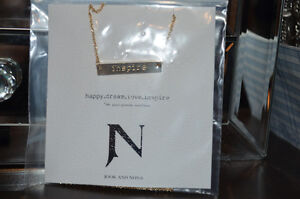 JOOK AND NONA inspire necklace