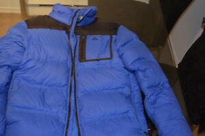 Nike Winter Jacket Blue