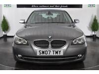 2007 BMW 5 SERIES 525D SE SALOON DIESEL