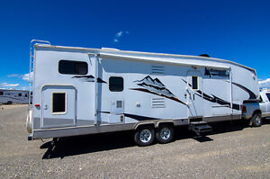 Fifth Wheel - Quad Bunks - 34ft - Perfect for Family