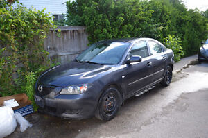 2005 Mazda3 Sedan - eTested, Best offer, needs to go