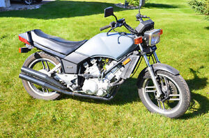 Vision ZX550 plus parts bike package