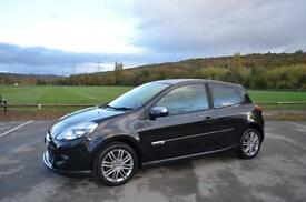 RENAULT CLIO 1.6 GT, 2009 59 PLATE