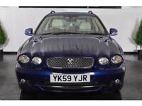 2009 JAGUAR X-TYPE SPORT PREMIUM ESTATE DIESEL