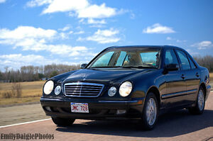 2000 Mercedes-Benz 300-Series e320 Sedan
