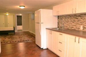 BEACHES FURNISHED INCLUSIVE BASEMENT APARTMENT