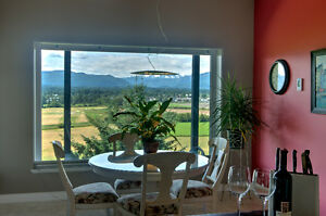 Spacious & Luxurious Suite with Magnificent View Comox / Courtenay / Cumberland Comox Valley Area image 8