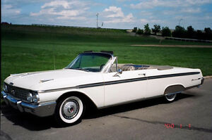 1962 Ford Galaxie 500/XL Sunliner. Very clean,nice cruiser
