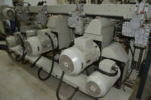 Weinig Throughfeed Moulder West Island Greater Montréal image 3