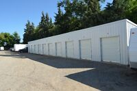 HEATED AND UNHEATED STORAGE UNITS
