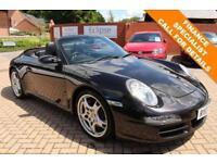 2007 07 PORSCHE 911 3.8 CARRERA 2 S 2D 355 BHP