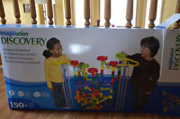 Universe of Imagination Discovery Motorized Marble Race