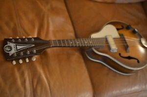 Vintage Kay Electric Mandolin