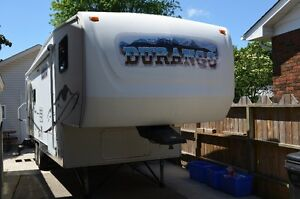 28ft 5th Wheel Trailer - Durango 28RL