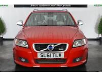 2011 VOLVO V50 D3 R-DESIGN EDITION ESTATE DIESEL