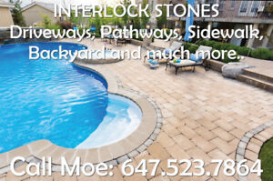 Best Way Strada Antico Driveway Interlock Walkway Interlock Ston