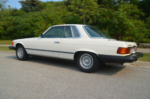 **1975 MERCEDES BENZ 450SLC --MINT CONDITION**