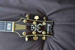 1981 Ibanez AR 500 - Vintage Collector's Item w/ Brass Beauties West Island Greater Montréal image 3