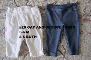 Baby girl clothes 0 to 3 months. London Ontario image 7