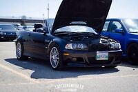 2004 BMW M3 CABRIOLET PRICE REDUCED