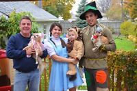 Wizard of  Oz costumes for the whole family