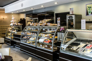 Full line of display cases, pastry bakery gelato deli meat fish Moose Jaw Regina Area image 6