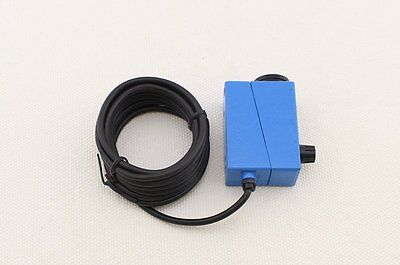 Color Mark Sensor With Supply Voltage 10-30vdc And 2m Cable Bzj-511