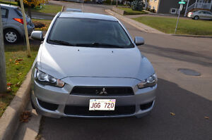 2009 Mitsubishi Lancer Sedan Still under Warranty