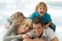 FAMILY DISCOUNT CARPET AND FURNITURE CLEANING SPECIALS!