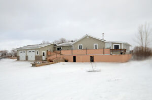 An Acreage, So Private & Peaceful a Place To Call Home $299,900!