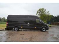 Mercedes-Benz Sprinter 2.1CDi 316 Euro 5 Long Wheel Base Panel Van 163 BHP
