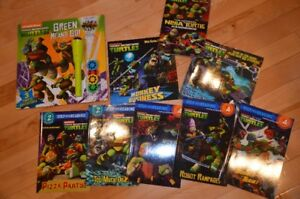Ninja Turtles Books