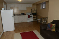 Beautiful Fully Furnished Basement Suite