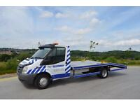 FORD TRANSIT 2.4 TDCi RECOVERY TRUCK, 2011 11 PLATE**NO VAT**