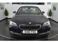 2010 BMW 5 SERIES 523I SE SALOON PETROL