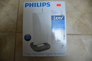 Philips indoor TV antenna