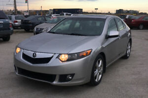 2009 Acura TSX Premium pkg. leather/Sunroof