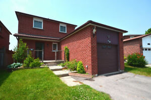 detached home for rent in Ajax
