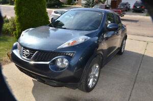 2012 NISSAN JUKE SV 4DR AWD . Great Condition