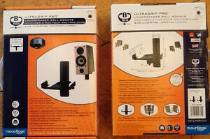 B-TECH ULTRAGRIP PRO LOUDSPEAKER WALL MOUNTS