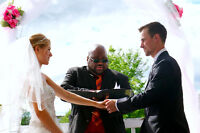 Officiant-Ordained and Licence Wedding Minister Officiant
