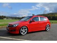 VAUXHALL ASTRA 1.8 SRi EXTERIOR PACK, 2008 08 PLATE