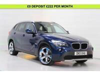 2011 11 BMW X1 2.0 SDRIVE20D SE 5D AUTO 174 BHP DIESEL