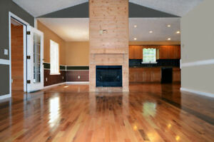 LAMINATE and ENGINEERED HARDWOOD SALES&INSTALLATION!